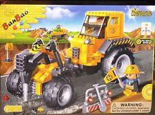 BanBao 8537 Road Construction Machine Building Block Set 262pcs