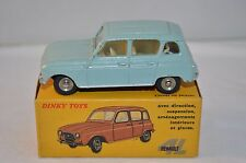 Dinky Toys 518 Renault 4L very very near mint in box a real beauty