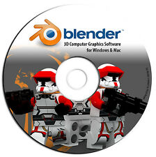 NEW 2016 3D Graphic Design-Animation-Video Game Creation Software-Windows Mac