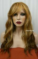 HEAT OK .. LACE FRONT Tease Wig from Sepia   HOT COLOR! F2014 - Blondes/Auburn *