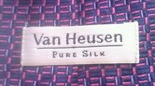Van Heusen blue purple & pink tie