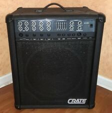"""Crate KX-100 Keyboard Amplifier 4 Channel 15"""" Speaker Amp"""
