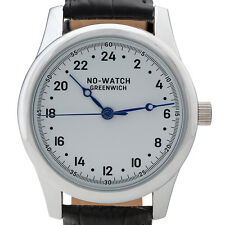 Classic 24-hour watch with quartz Swiss movement. Numbered Limited Edition!