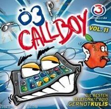 CD Ö3 CALLBOY Vol. 11 (Gernot Kulis) NEU+OVP