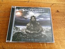 HOLY MOSES Master of disaster   - CD