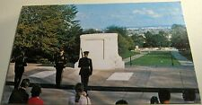 United States Tomb of the Unknown Soldier Arlington S-261 Washington - unposted