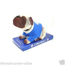 CHELSEA FC OFFICIAL LICENSED NODDING DOG IN ORIGINAL FACTORY PACKAGING
