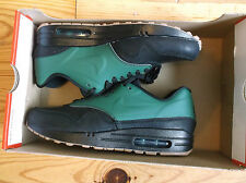 NIKE AIR MAX 1 VT QS MEN'S TRAINERS,831113-300,GORGE GREEN/BLACK,U.K 6,EUR 40