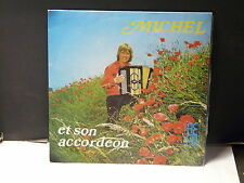 MICHEL et son accordeon : parade des vedettes .. MM6009( Musette accordeon )