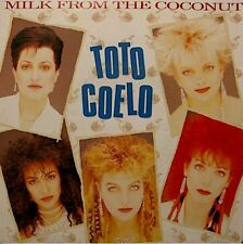 ++TOTO COELO milk from the coconut SP 1983 VIRGIN RARE VG++