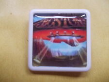 BOSTON DONT LOOK BACK   ALBUM COVER    BADGE PIN