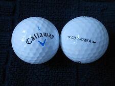 """55 CALLAWAY BLUE TICK  - Golf Balls - """"PEARL/A"""" Grades."""