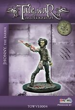 Tale of War Miniatures Jhonny el barbero Sweeney Todd