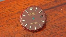 Rolex Dial For 1601/1603 Slow Set Or Doorstep, NON QUICK