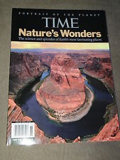 Time Nature's Wonders-Science & Splendor Of Earth's Most Fascinating Places-New