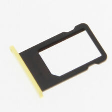New Sim Card Holder Slot Tray Replacement Part For Apple iPhone 5C Yellow