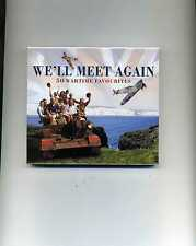 WE'LL MEET AGAIN - JOE LOSS VERA LYNN GLENN MILLER GEORGE FORMBY - 2 CDS - NEW!!