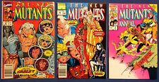 New Mutants (1983) # 1-100 + Ann. & spec. complete set lot of 113 25 87 98 Ann 2