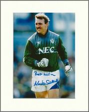 NEVILLE SOUTHALL EVERTON FC PP MOUNTED 8X10 SIGNED AUTOGRAPH PHOTO