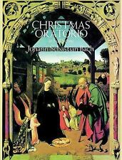 Christmas Oratorio in Full Score (Dover Music Scores), Opera and Choral Scores,