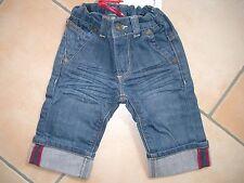 (X135) Imps & Elfs unisex Baby 5 Pocket Jeans Umgeschlagene Hose gr.62 /3 Monate