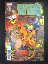 Marvel Comics: ENCHANTED TIKI ROOM #1 DECEMBER 2016 # 18D90