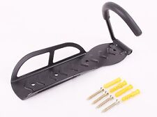Bicycle Bike Showing Stand Wall Hooks Hanger Wall Mounted Storage Rack