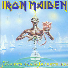 * IRON MAIDEN - SEVENTH SON OF A SEVENTH SON