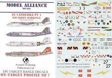 Model Alliance 1/48 BAC/EE Canberra Part 1 # 48127
