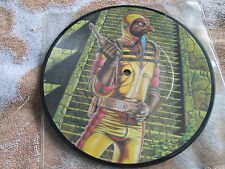 Budgie Keeping A Rendezvous BUDGE 3 UK 7inch 45 single Picture Disc