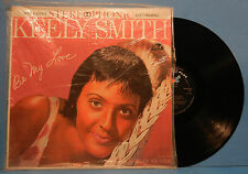 KEELY SMITH BE MY LOVE VINYL LP ORIG 1959 STEREO SHRINK GREAT COND! VG+/VG+!!