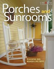 G, Porches and Sunrooms: Planning and Remodeling Ideas (Home Improvement), Roger