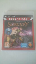 SORCERY - SONY PLAYSTATION 3 - JEU PLAYSTATION MOVE PS3 ESSENTIALS - NEUF