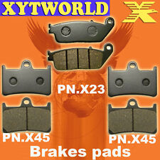 FRONT REAR Brake Pads for Yamaha MT-01 1670 cc 2005-2006