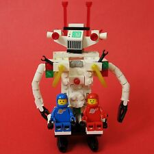 Vintage LEGO Space Sonic Robot 1985 (6750) 9V Lights Sound Boxed Rare