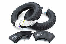 New Bridgestone 4.00-10 Trail Wing Tires Tubes Set 70-82 CT70 and Others #A95