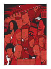 Dexter Poster - Ale Giorgini - Limited Edition of 50