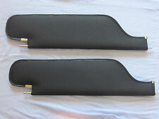 67-8 camaro Ht new sun visors black line dot