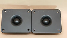 MATCHED PAIR OF BOSTON ACOUSTICS T830, A60 CFT3 TWEETERS - SUPER NICE (SP138)