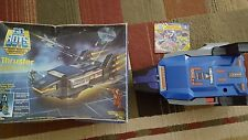 Go-bots Gobots Thruster 95% complete  Gobot Renegade base Transformers 80s