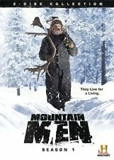 Mountain Men Complete First Season 1 One DVD Set Series History Channel Video TV