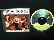 the beatles - unsurpassed masters vol. 2 CD (1964-1965) - [Yellow Dog YD 002]