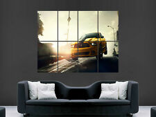 FORD Mustang Boss WALL POSTER Arte Foto Stampa Grande Enorme