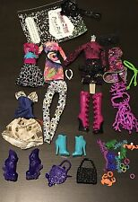 Monster High Doll Clothes Lot Free Shipping