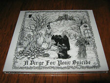 "MIRTHLESS ""A Dirge for Your Suicice"" CD  wormphlegm thergothon"
