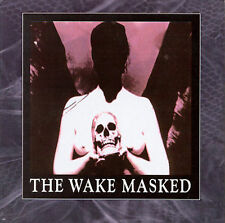 THE WAKE (GOTH) - Masked CD ** Like New / Mint RARE **