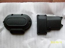 Harley transmission cover-6 speed-top-side-wrinkle black-2014-15-16- twin cam