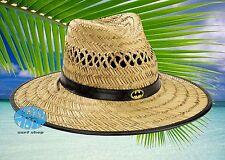 New DC Comics Batman Men's Cap Straw Lifeguard Hat