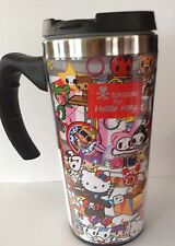 Tokidoki Hello Kitty Circus Stainless Steel Mug