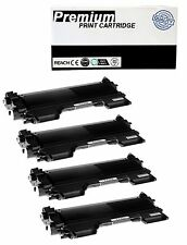4pk TN450 Compatible Toner Cartridge For Brother Hl-2220 2240 2270dw Mfc-7360n